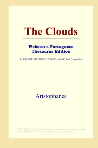 9780497902391: The Clouds (Webster's Portuguese Thesaurus Edition)