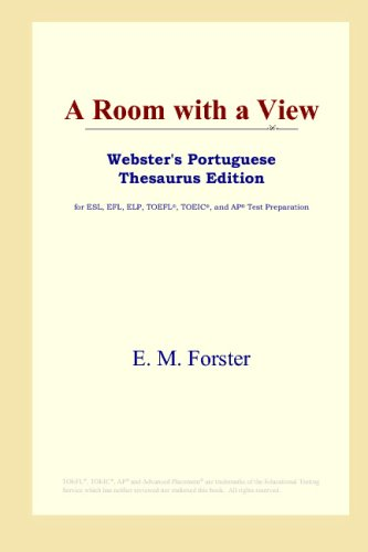 9780497902551: A Room with a View (Webster's Portuguese Thesaurus Edition)
