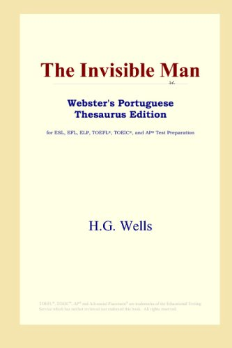 9780497902827: The Invisible Man (Webster's Portuguese Thesaurus Edition)