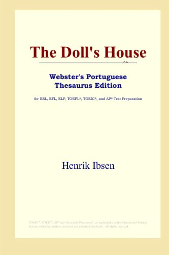 9780497902865: The Doll's House (Webster's Portuguese Thesaurus Edition)