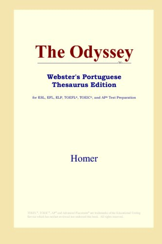 9780497902971: The Odyssey (Webster's Portuguese Thesaurus Edition)