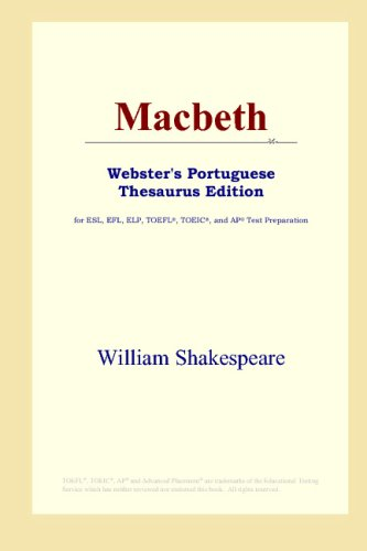 9780497903718: Macbeth (Webster's Portuguese Thesaurus Edition)