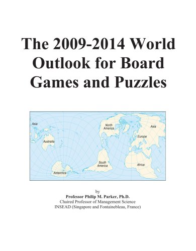 9780497930226: The 2009-2014 World Outlook for Board Games and Puzzles
