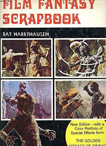 9780498010088: Film fantasy scrapbook