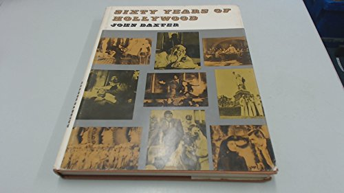 9780498010460: Sixty years of Hollywood