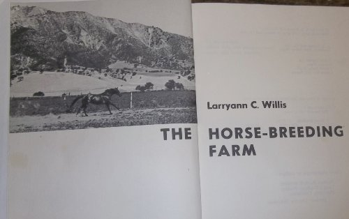 Horse Breeding Farm: Willis, Larryann C.