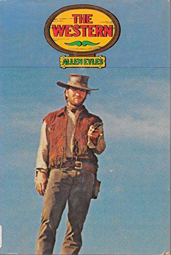 The Western (0498013235) by Allen Eyles