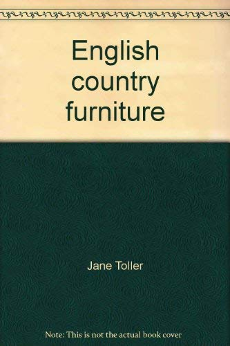 9780498013669: English country furniture