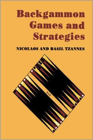 9780498014970: Backgammon Games and Strategies
