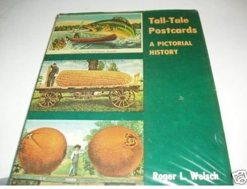 9780498016066: Tall-tale postcards: A pictorial history
