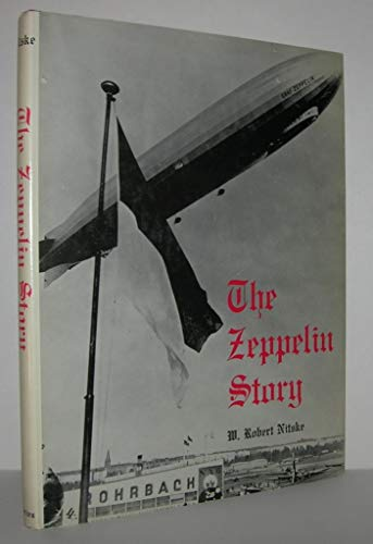 9780498018053: The Zeppelin story