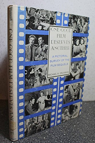 9780498018060: One Good Film Deserves Another: Pictorial Survey of Film Sequels