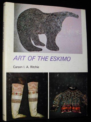 9780498019166: Art of the Eskimo