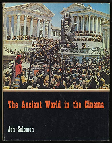 9780498020322: The Ancient World in the Cinema