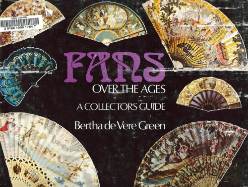 9780498020971: Fans over the ages: A collector's guide