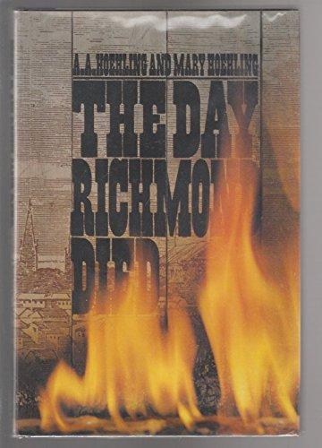 9780498023132: Day Richmond Died