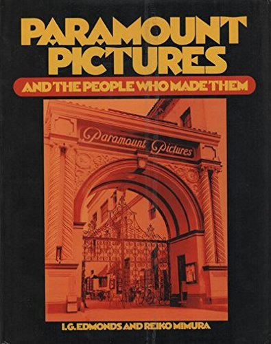 9780498023224: Paramount Pictures and the People Who Made Them