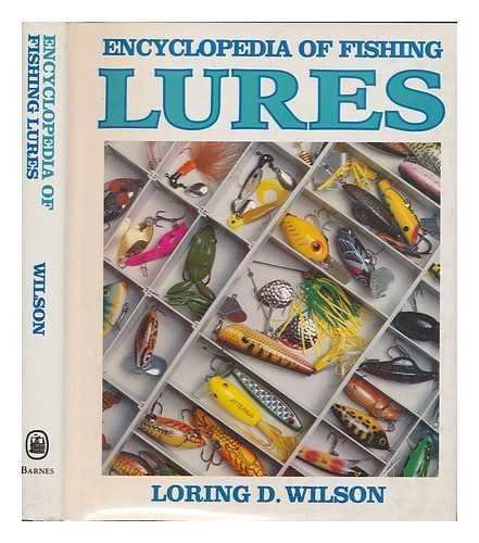9780498023378: Encyclopedia of Fishing Lures
