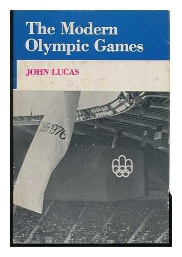 Modern Olympic Games: John A. Lucas