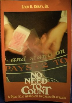 9780498024658: No Need to Count: A Practical Approach to Casino Blackjack