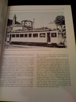 9780498024665: History of the Electric Locomotive