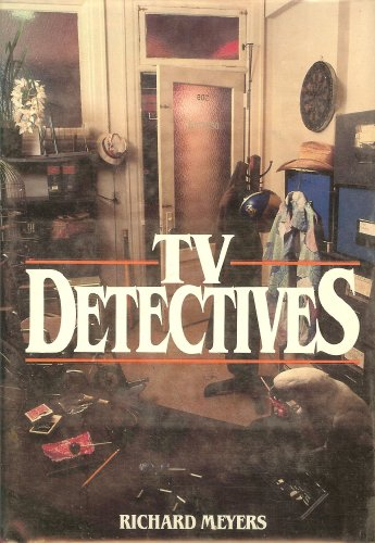 9780498025761: Television Detectives