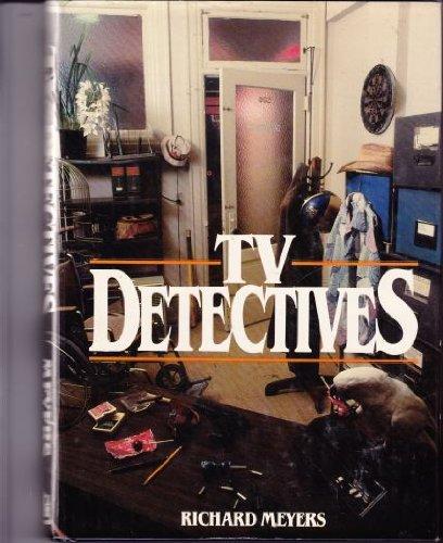 9780498025761: TV Detectives