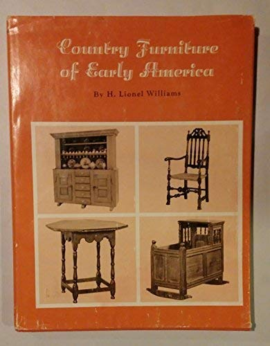 Country Furniture of Early America