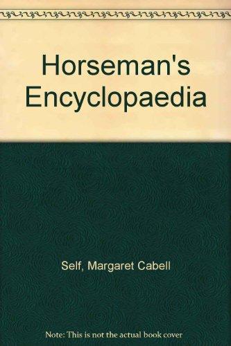 Horseman's Encyclopaedia: Self, Margaret Cabell