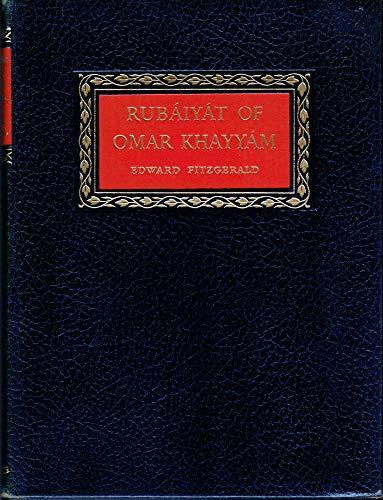 Rubaiyat of Omar Khayyam: EDWARD with illustrations