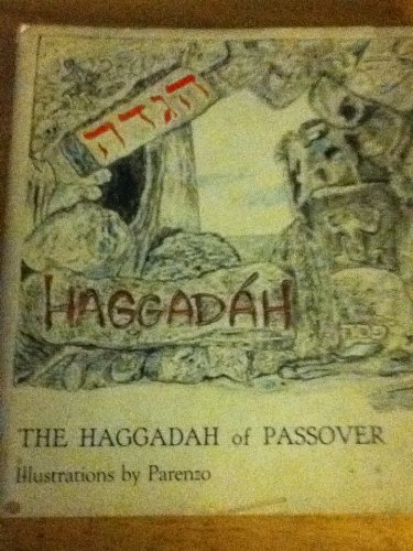 9780498064012: Haggadah of Passover (Sara F. Yoseloff memorial publications in Judaism and Jewish affairs)