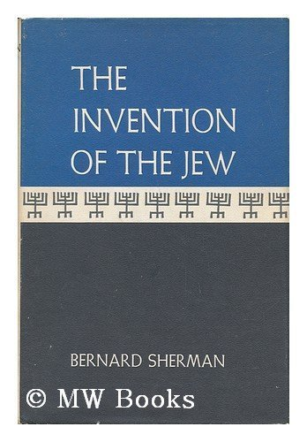 9780498065958: Invention of the Jew