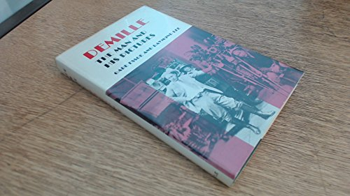9780498069093: Demille: The Man and His Pictures