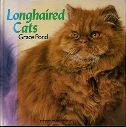 9780498073823: Longhaired Cats