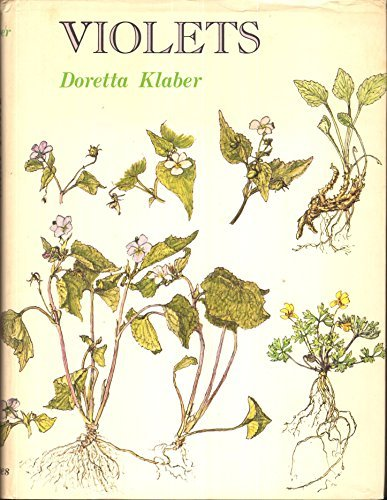Violets of the United States: Klaber, Doretta