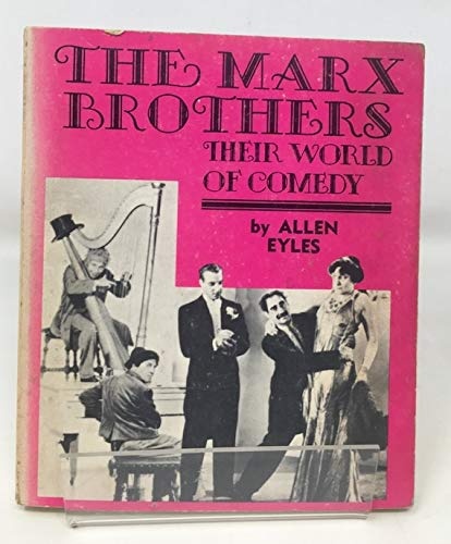 9780498074202: Marx Brothers: Their World of Comedy (Brn)