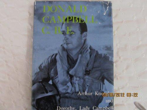 9780498074967: Donald Campbell C.B.E.,