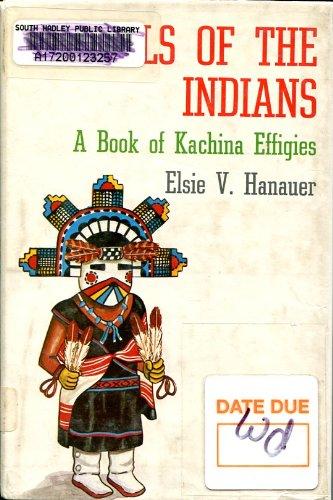 9780498075360: Dolls of the Indians: A Book of Kachina Effigies