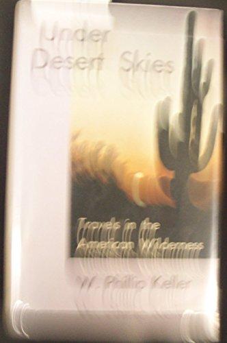 9780498075599: Under desert skies