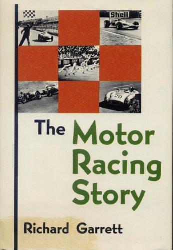 9780498076671: The Motor Racing Story