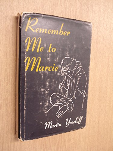 9780498076961: Remember me to Marcie