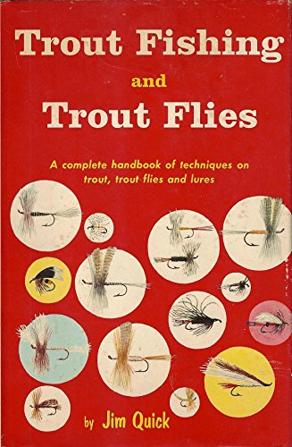 9780498082771: Trout Fishing and Trout Flies