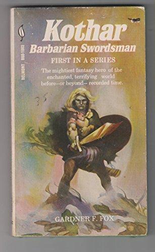9780500010037: Kothar Barbarian Swordsman