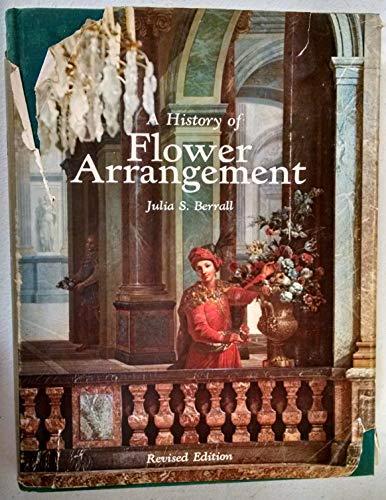 9780500010563: History of Flower Arrangement
