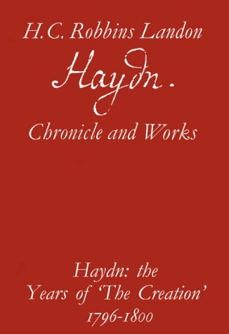 9780500011669: Haydn: The Years of