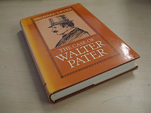 Case of Walter Pater.