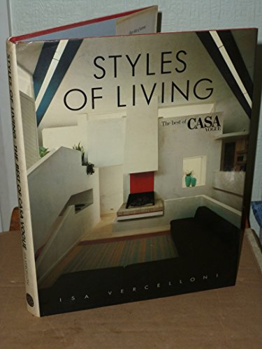 9780500013380: Styles of Living: Best of