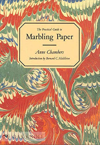 9780500013847: Practical Guide to Marbling Paper