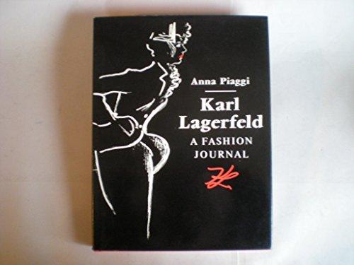 9780500013953: Karl Lagerfeld: A Fashion Journal