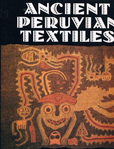 Ancient Peruvian Textiles: Anton, Ferdinand